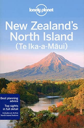 Lonely Planet New Zealand's North Island (Travel Guide) - Lonely Planet, Brett Atkinson, Sarah Bennett, Charles Rawlings-Way, Lee Slater