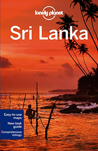 Lonely Planet Sri Lanka (Travel Guide) - Lonely Planet, Ryan Ver Berkmoes, Stuart Butler, Iain Stewart