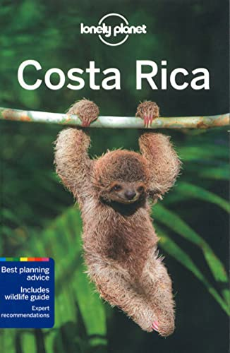 Lonely Planet Costa Rica (Travel Guide) - Lonely Planet, Wendy Yanagihara, Gregor Clark, Mara Vorhees