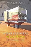 Homelessness in Australia : an introduction / edited by Chris Chamberlain, Guy Johnson & Catherine Robinson.