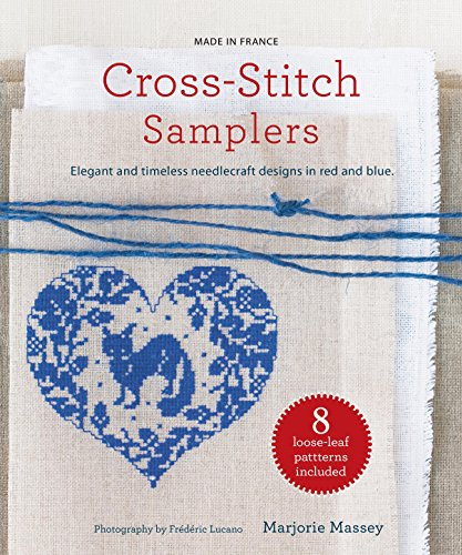 Cross-stitch Samplers (Made in France)