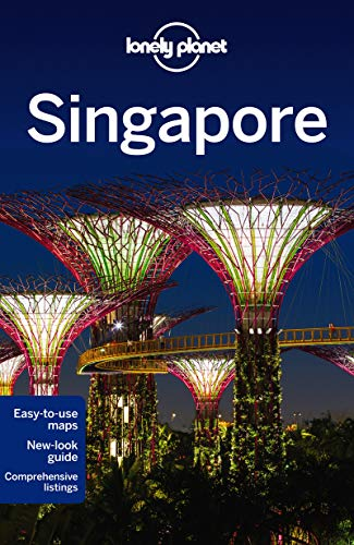 Lonely Planet Singapore (Travel Guide) - Lonely Planet, Cristian Bonetto