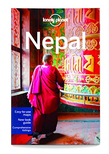 Lonely Planet Nepal (Travel Guide) - Lonely Planet, Bradley Mayhew, Lindsay Brown, Stuart Butler