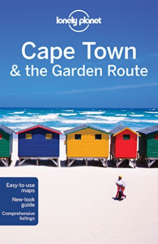 Lonely Planet Cape Town & the Garden Route (Travel Guide) - Lonely Planet, Simon Richmond, Lucy Corne