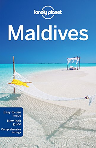 Lonely Planet Maldives (Travel Guide) - Lonely Planet, Tom Masters