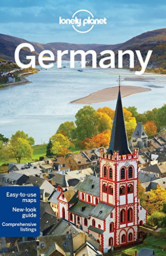 Lonely Planet Germany (Travel Guide) - Lonely Planet, Andrea Schulte-Peevers, Kerry Christiani, Marc Di Duca, Catherine Le Nevez, Tom Masters, Ryan Ver Berkmoes, Benedict Walker