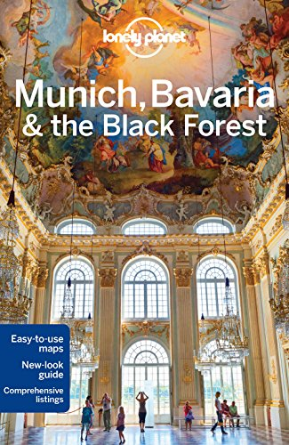 Lonely Planet Munich, Bavaria & the Black Forest (Travel Guide) - Lonely Planet, Kerry Christiani, Marc Di Duca