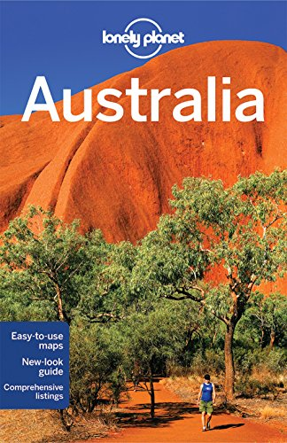 Lonely Planet Australia (Travel Guide) - Lonely Planet, Meg Worby, Kate Armstrong, Brett Atkinson, Celeste Brash, Anthony Ham, Alan Murphy, Miriam Raphael, Charles Rawlings-Way, Benedict Walker