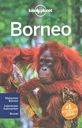 Lonely Planet Borneo (Travel Guide) - Lonely Planet, Isabel Albiston, Loren Bell, Richard Waters