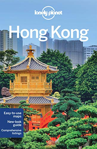 Lonely Planet Hong Kong (Travel Guide) - Lonely Planet, Piera Chen, Emily Matchar