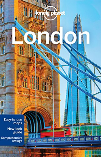 Lonely Planet London (Travel Guide) - Lonely Planet, Peter Dragicevich, Steve Fallon, Emilie Filou, Damian Harper