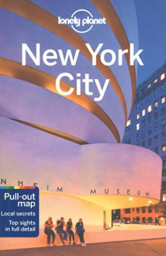 Lonely Planet New York City (Travel Guide) - Lonely Planet, Regis St Louis, Cristian Bonetto, Zora O'Neill