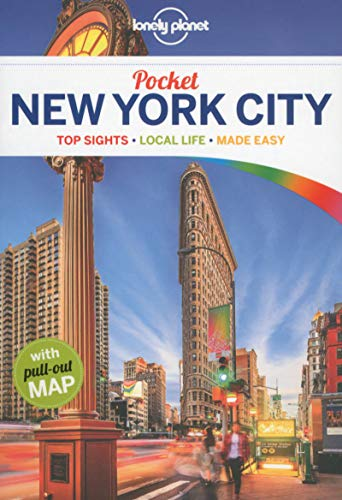 Lonely Planet Pocket New York City (Travel Guide) - Lonely Planet, Regis St Louis, Cristian Bonetto
