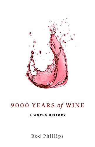 Cover of 9000 Years of Wine