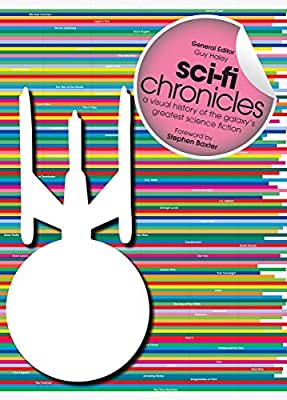 GIVEAWAY (US/Canada Only): Win a Copy of SCI-FI CHRONICLES Edited by Guy Haley!