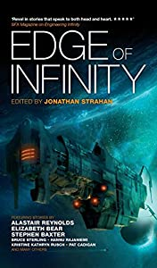 BOOK REVIEW: Edge of Infinity Edited by Jonathan Strahan