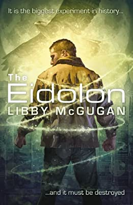 Book Trailer: THE EIDOLON by Libby McGugan