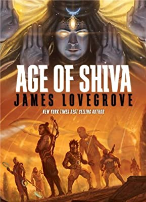 BOOK REVIEW: Age of Shiva by James Lovegrove