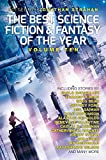 The Best Science Fiction and Fantasy of the Year: Volume Ten (Best Science Fiction & Fantasy of the Year), Strahan, Jonathan