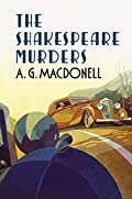 The Shakespeare Murders by A. G. Macdonnell