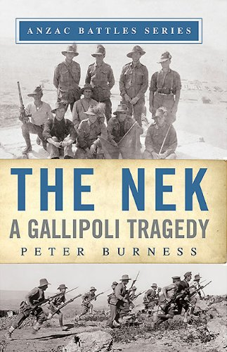 the nek gallipoli The battle of gallipoli the turks won the battle of gallipoli strategically gallipoli was a very bold, imaginative plan which could have had far reaching consequences the straight answer to the question is turkey had the british, using many commonwealth troops, pushed.