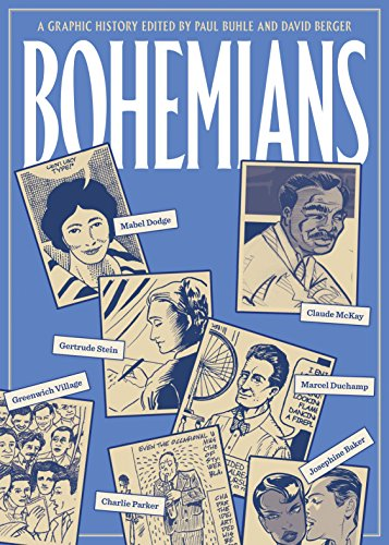 Bohemians: A Graphic History cover