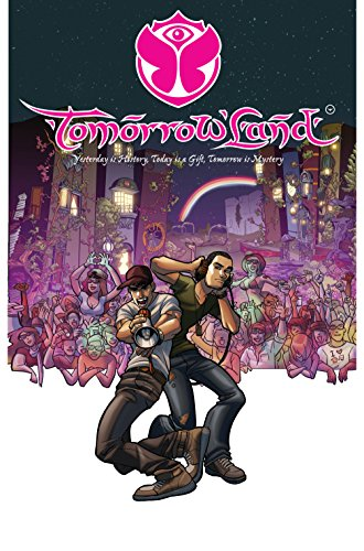 Tomorrowland cover