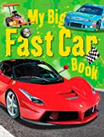 My Big Fast Car Book by Ticktock
