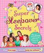 Super Sleepover Secrets by Sasha Morton