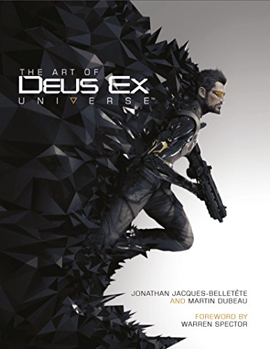 The Art of Deus Ex Universe - Paul Davies