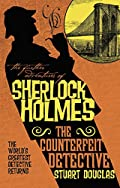 The Counterfeit Detective by Stuart Douglas
