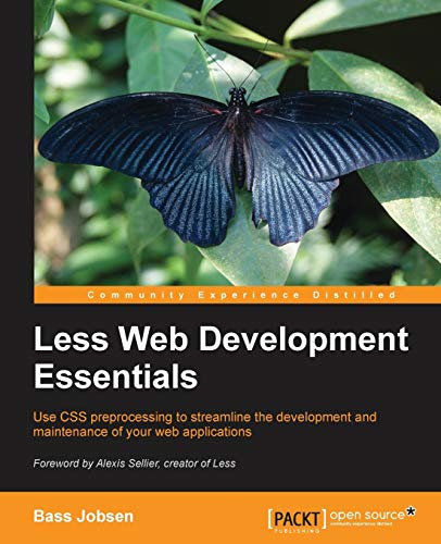 Less Web Development Essentials - Bass Jobsen
