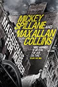 Masquerade for Murder by Mickey Spillane and Max Allan Collins