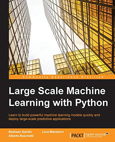 PDF Large Scale Machine Learning with Python