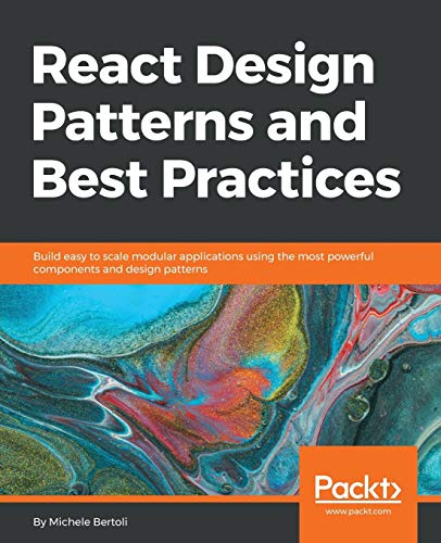 PDF React Design Patterns and Best Practices