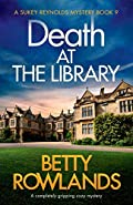 Death at the Library by Betty Rowlands