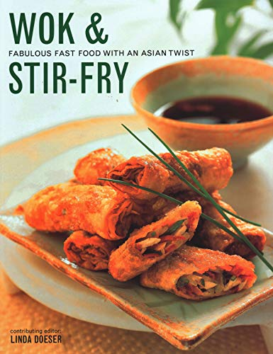 Best Ever Wok & Stir Fry Cookbook A256