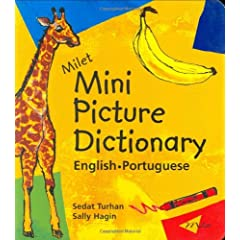 Milet Mini Picture Dictionary: English - Portuguese (Milet Mini Picture Dictionaries)