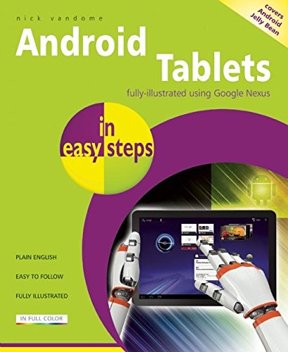 Android Tablets in Easy Steps - Nick Vandome