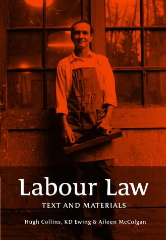 Labour Law: Text and Materials