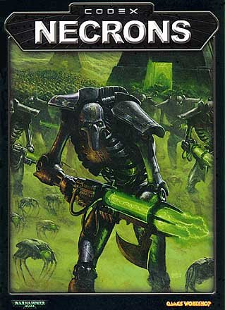 Codex: Necrons (Warhammer 40,000), Andy Chambers; Pete Haines; Graham McNeill; Phil Kelly; Andy Hoare