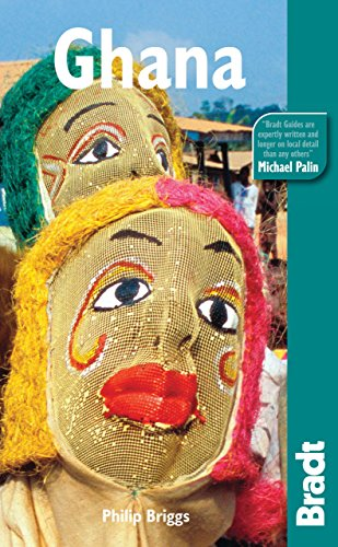 Ghana, 5th (Bradt Travel Guide)