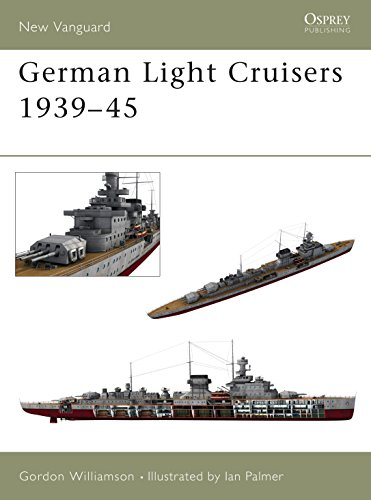 German Light Cruisers 1939-1945
