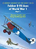 Fokker d VII Aces of World War 1
