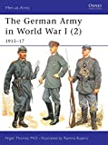 The German Army in World War I, 1915-17