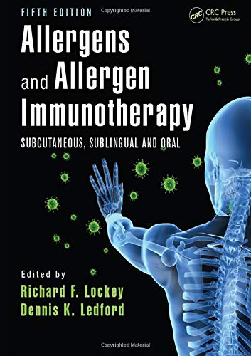 ALLERGENS AND ALLERGEN IMMUNOTHERAPY SUBCUTANEOUS SUBLINGAUL AND ORAL 5ED (HB 2014)