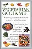 Vegetarian Gourmet (Cook's Essentials)