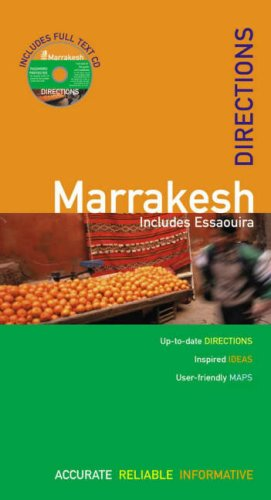 Rough Guide Directions Marrakesh