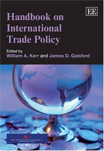 PDF Handbook on International Trade Policy