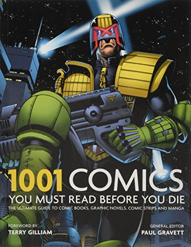 1001 Comic Books